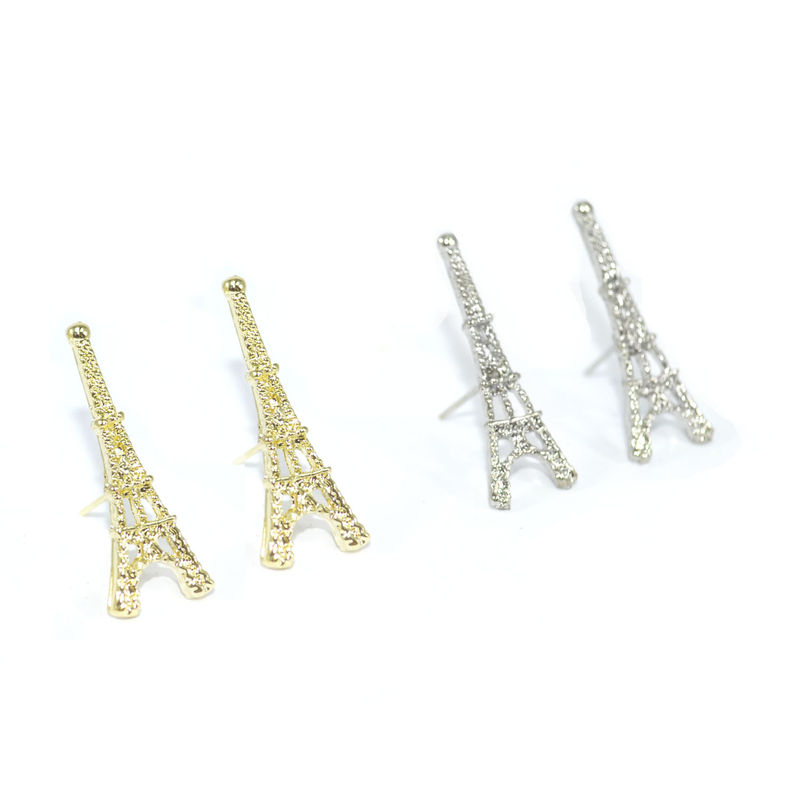 EIFFEL TOWER EAR STUD - product image