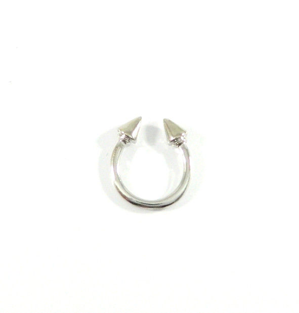 DOUBLE SPIKE RING - product image