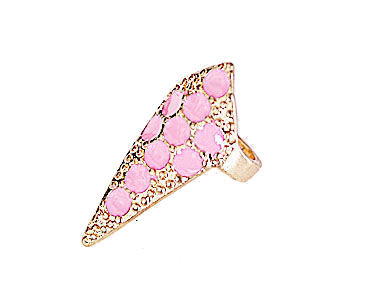 DOTTY NAIL RING - product image
