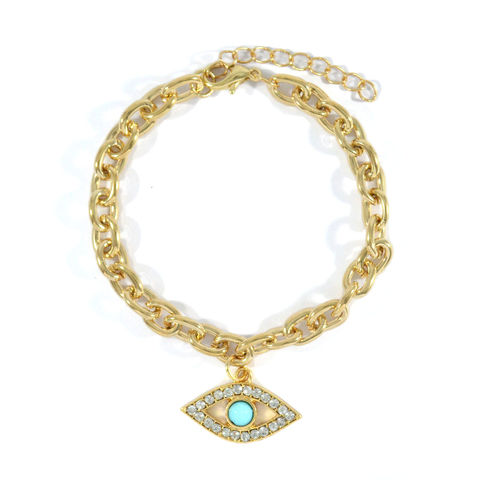 CRYSTAL,EYE,BRACELET,EYE BRACELET, GOLD EYE BRACELET, CRYSTALS EYE BRACELET, CRYSTAL DECOR EYE BRACELET,BLUE GEM EYE BRACELET,GE EYE GOLD CHAIN BRACELET