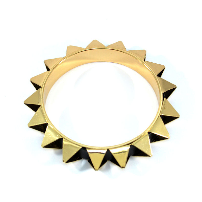 PYRAMID STUDS BANGLE - product image