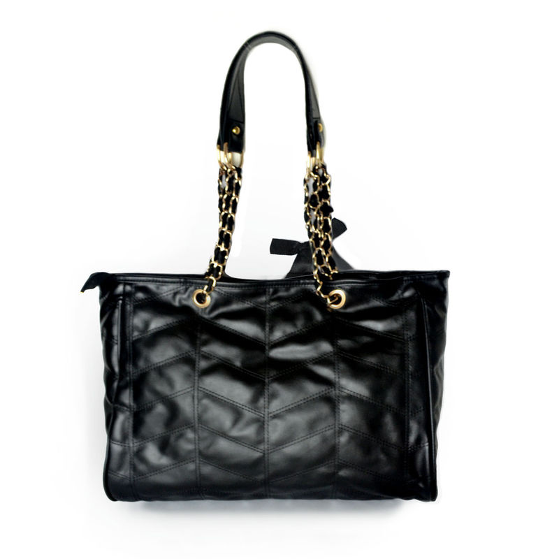 PU LEATHER PATTERN WEEKEND BAG - product image