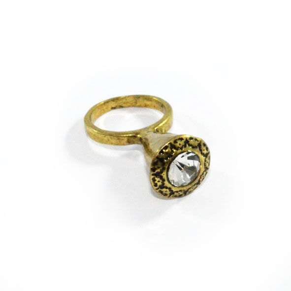 PRECIOUS CONE RING - product image