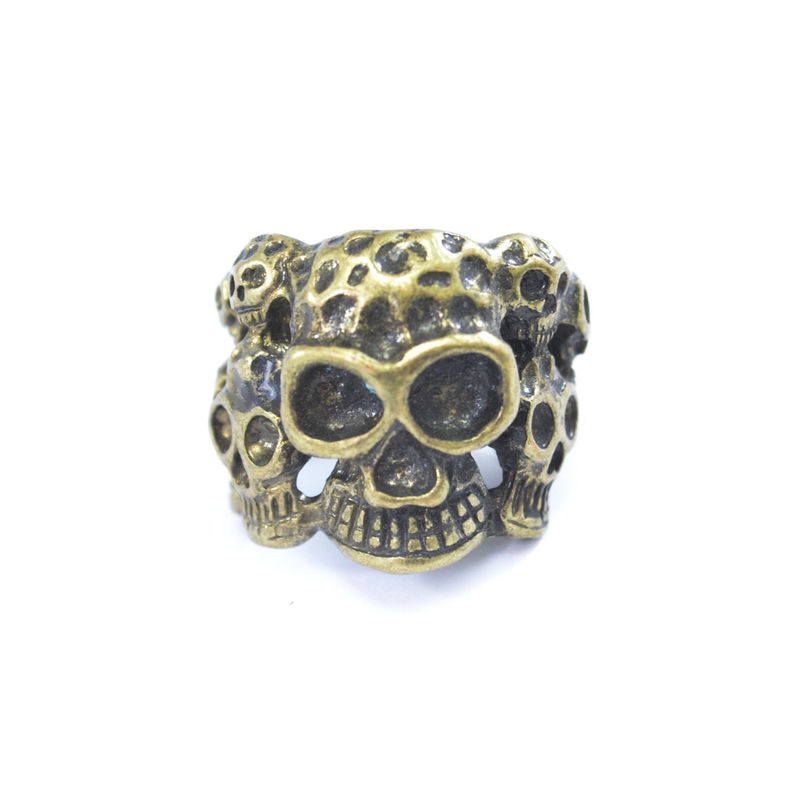 MULTI SKULL RING - product image
