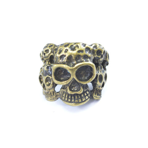MULTI,SKULL,RING,MINI SKULL RING, MULTIPLE SKULL RING