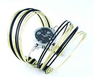 MULTI BRACELET WITH WATCH - product image
