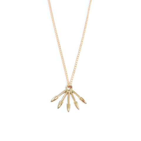 MULTI,ARROW,NECKLACE