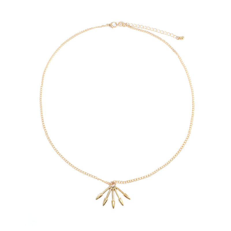 MULTI ARROW NECKLACE - product image