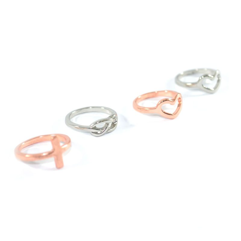 MINIMAL CHARM RING - product image