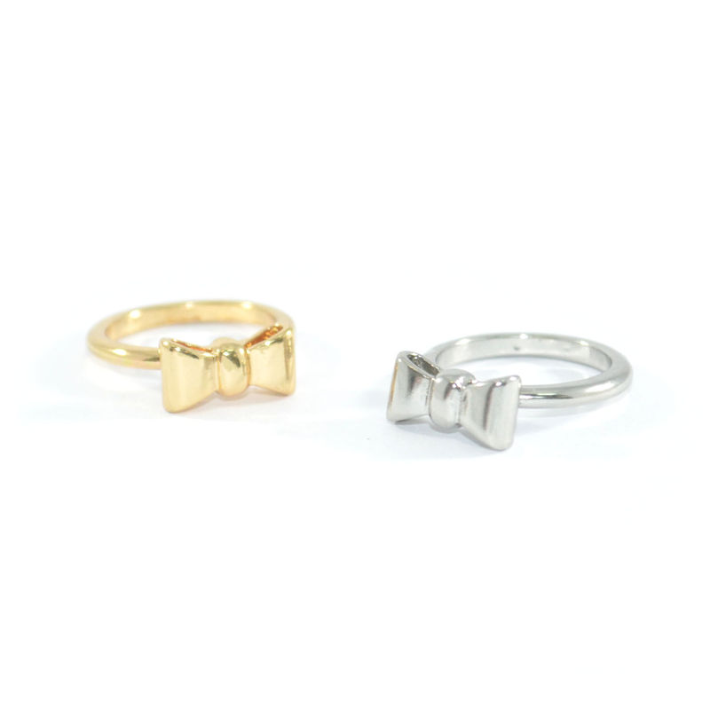 MINIMAL BOW RING - product image