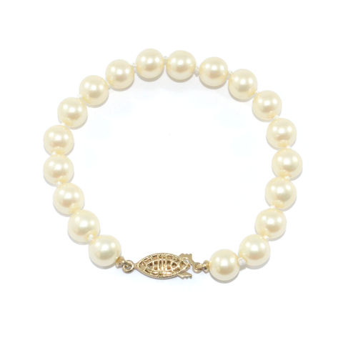 MILKY,WHITE,PEARL,BRACELET,vendor-unknown,Cart2Cart