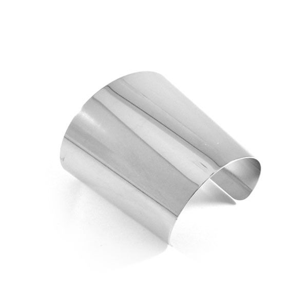 METALLIC SHIELD BANGLE - product image