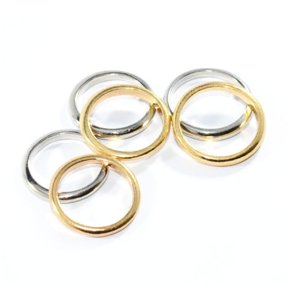 METAL MINIMAL RING - product image