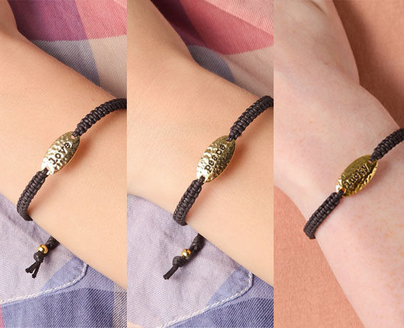 MAKE A WISH BRACELET - product image