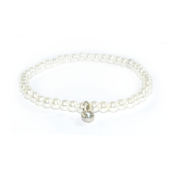 LITTLE PEARL WITH CRYSTAL BRACELET - product image