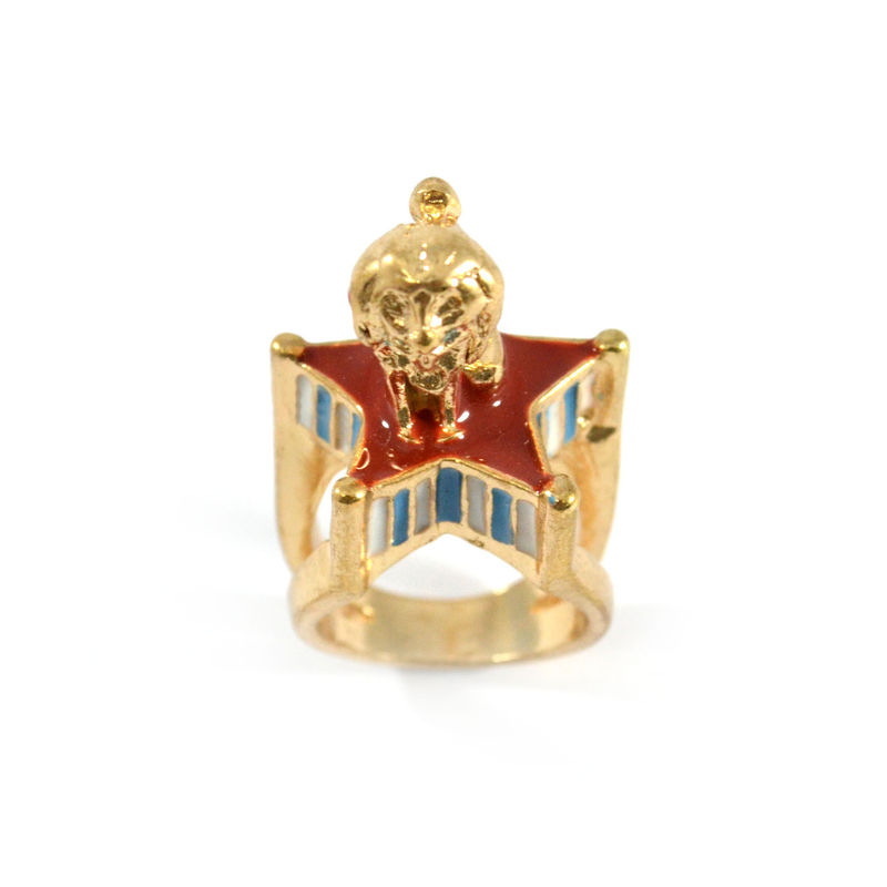LION RING - product image