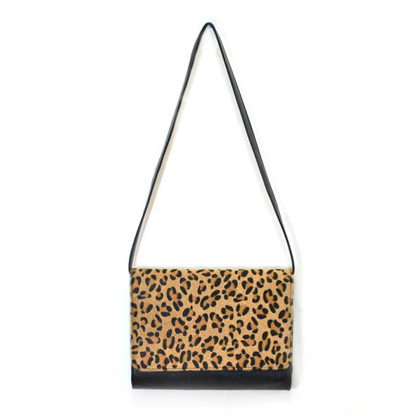 LEOPARD PRINT BAG - product image