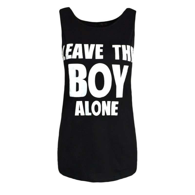 LEAVE THE BOY ALONE TEE - product image
