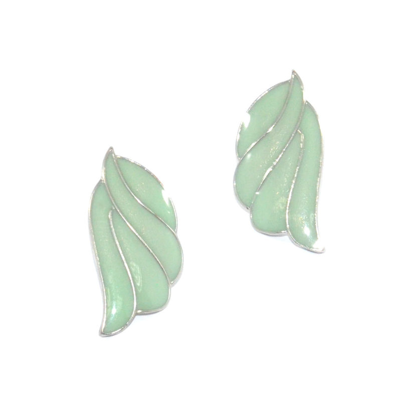 LEAF EARRINGS - product image