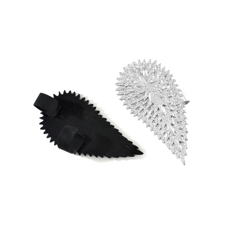 LAYER LEAVES EARRING CUFF - product image