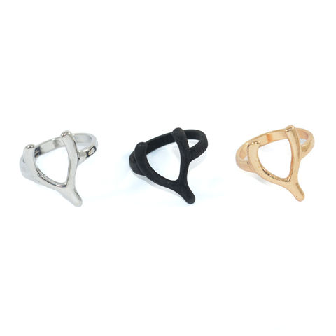 WISHBONE,RING,wishbone ring, wishing ring, minimal wishbone ring