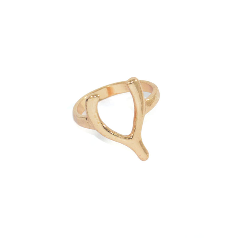 WISHBONE RING - product image