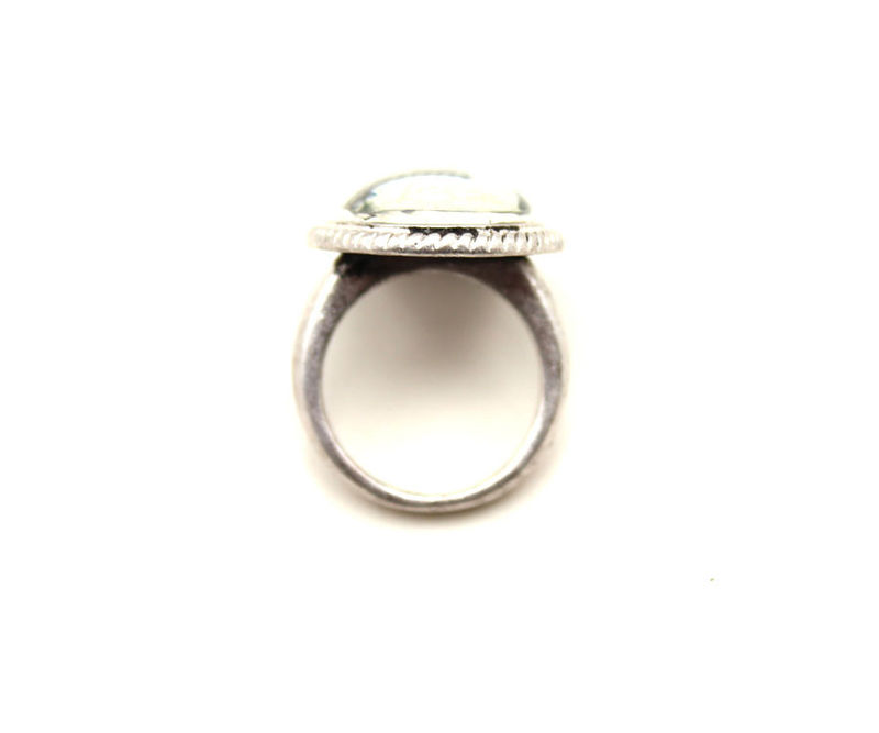 VINTAGE OVAL RING - product image