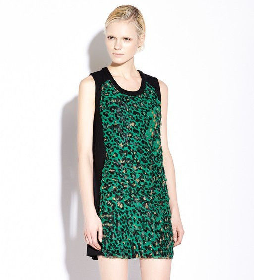 URBAN JUNGLE DRESS - product image
