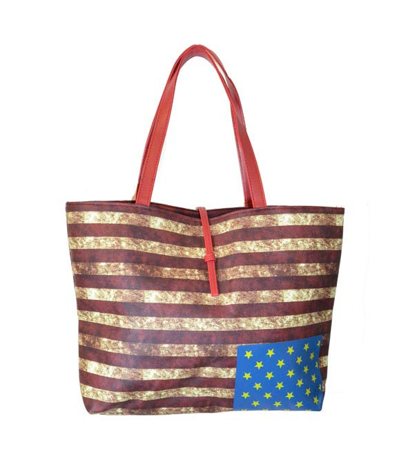 U.S FLAG SHOULDER BAG - product image