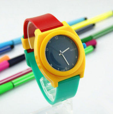 TWO TONE STRAP WATCH 2 - product image