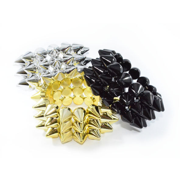 TRIPLE SPIKE BRACELET - product image