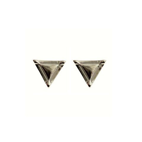 TRIANGLE,EARRINGS