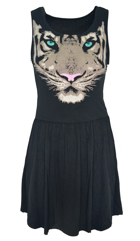 TIGER DRESS - product image