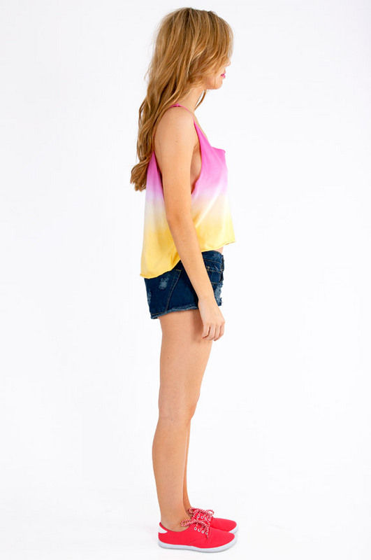 SWEET MIST TANK TOP - product image