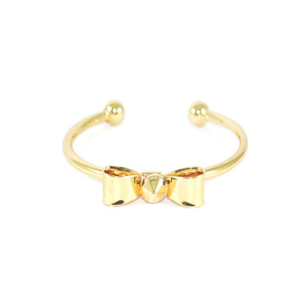 STUD BOW BANGLE - product image