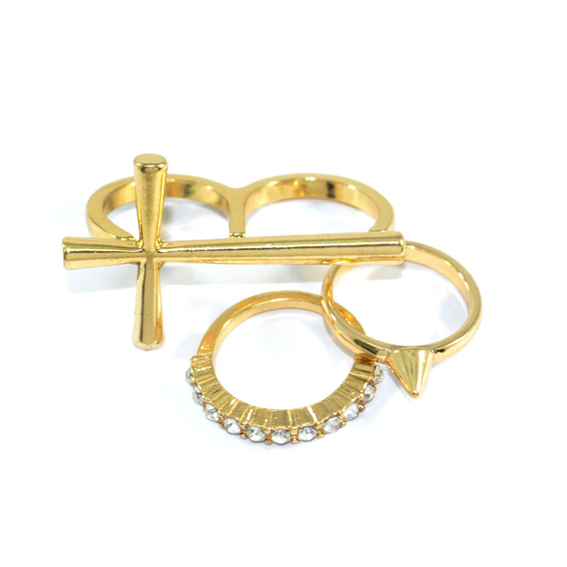 SHINY RING SET - product image