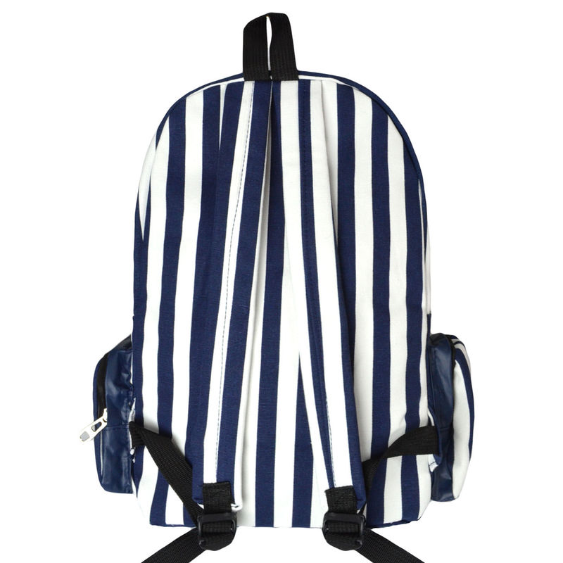 STRIPE PATTERN BACKPACK - product image