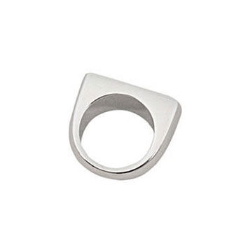 MINIMAL,RECTANGLE,RING,CHUNKY SILVER RING, CHUNKY KNUCKLE RING, RINGS AND THINGS