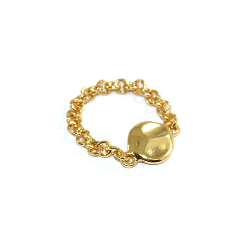 IRREGULAR CHARM RING - product image