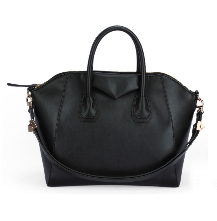 CLASSIC STUDDED DETAIL STRAP HANDBAG - product image