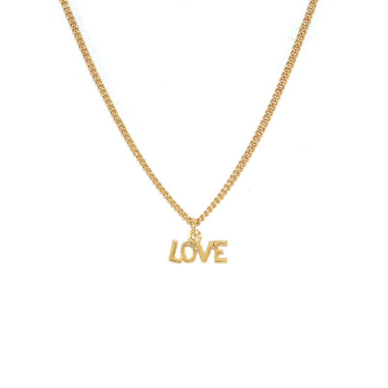 LOVE PENDANT NECKLACE - product image