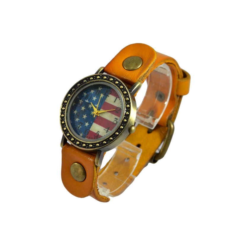 VINTAGE UNITED STATES FLAG WATCH - product image