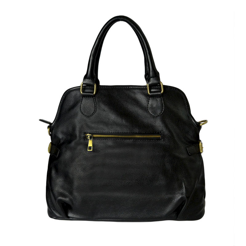 MINIMAL DOUBLE STRAP SHOULDER BAG - product image