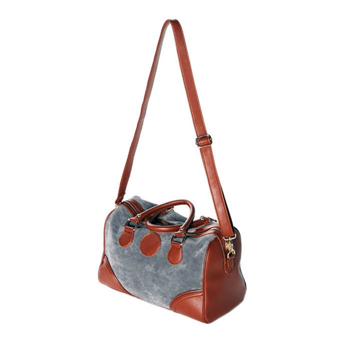 TWO TONE BOWLING BAG - product image
