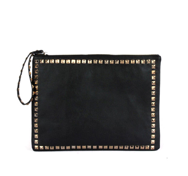 STUDDED EDGE CLUTCH - product image
