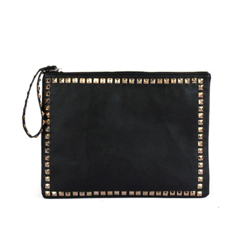STUDDED,EDGE,CLUTCH