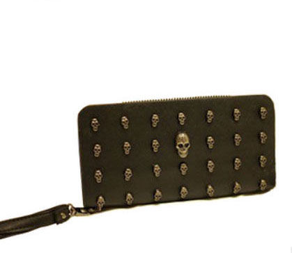 SKULL WALLET - product image