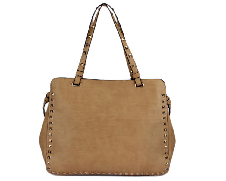 STUD EDGE SATCHEL BAG - product image