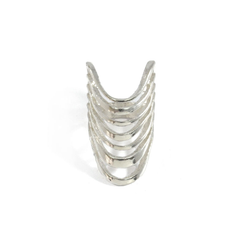 SWIRL LAYERED RING - product image