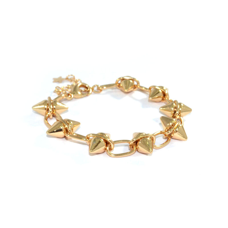 MINI DOUBLE SPIKE BRACELET - product image